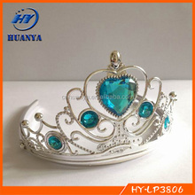 New trend jewelry cute girls kids anna crown princess tiara