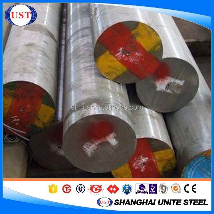 hot forged Round bar steel en8 en9 price per kg