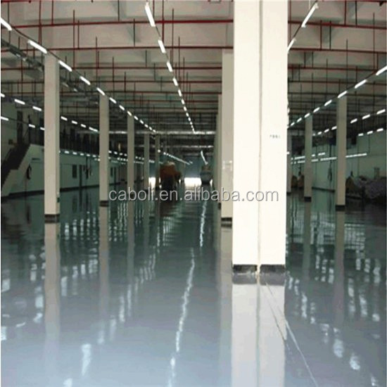 Caboli anti-static clear rubber epoxy resin paint