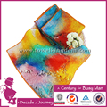 Color Customize Logo Printed Wholesale OEM Hand Towel