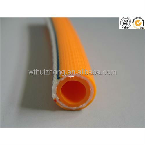 Reinforced Flexible high pressure hose spray nozzle