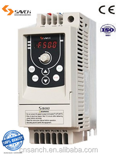 Taiwan Brand china made multi-function 2kw 50hz 60hz 220v/380v variable frequency inverter