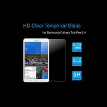Full Cover Anti UV Tempered Glass Screen Protector For Samsung Galaxy Tab Pro T320 8.4 Inch