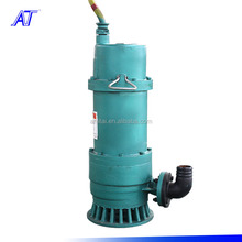 Vertical centrifugal electric sand submersible pump