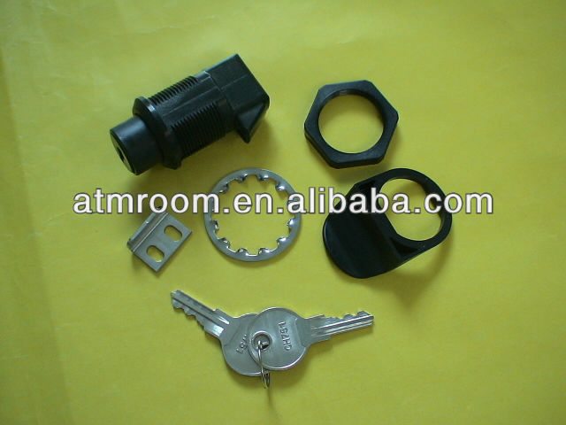 ATM parts ATM machine 009-0011161 NCR 58XX Push lock 0090011161