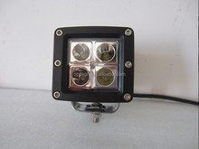 "Hottest!!! 3"" 20W Square Cube Flush mount pods 3D C ree car repair work lamp"