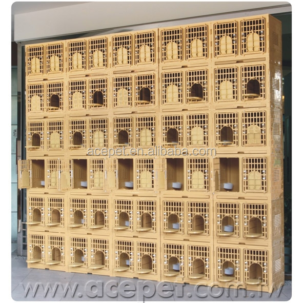 277-30 30pcs x #277 Bird cage wall connatable Pigeon cage (Regulator), Bird Cage, Cage for pigeon, pigeon breeding cage