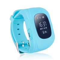 Wrist watch phone gps tracking device for kids / Position monitoring kids gps watch phone /Sos calling kids GPS tracker