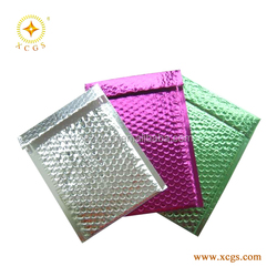 Self seal bubble mailers / air bubble film bag/ custom poly mailer bag