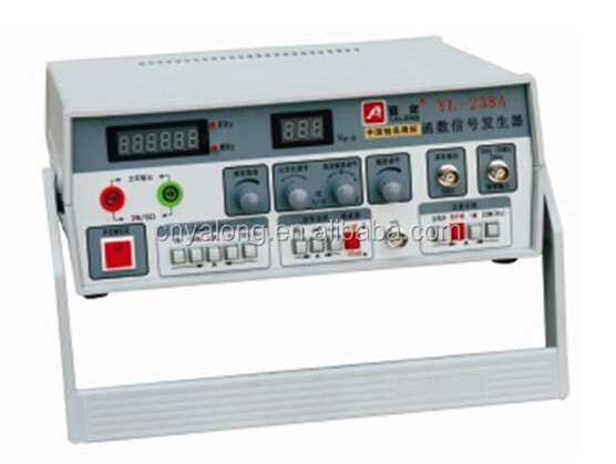 Electronics Trainer / Functional Signal Generator / Electrical Lab Equipment