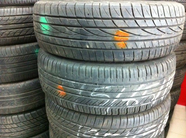 Used Tyre from Japan