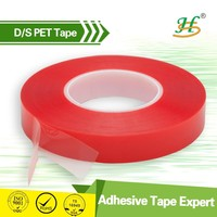 Polyester Adhesive Double Sided Tape PET