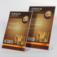 China alibaba gold supplier acrylic risers display