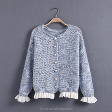 western style sweater coat cardigan sweater