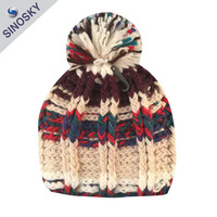 Wholesale Lady's Fashion winter hat/design your own winter hat