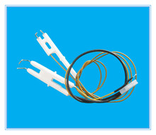 alumina ceramic ignition electric flame ignition electrode