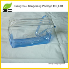 China factory supplied gift packing promotion pvc cosmetic bag