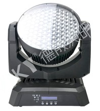 3W x 108pcs zoom led moving wash for dj party from VIKY Lighting