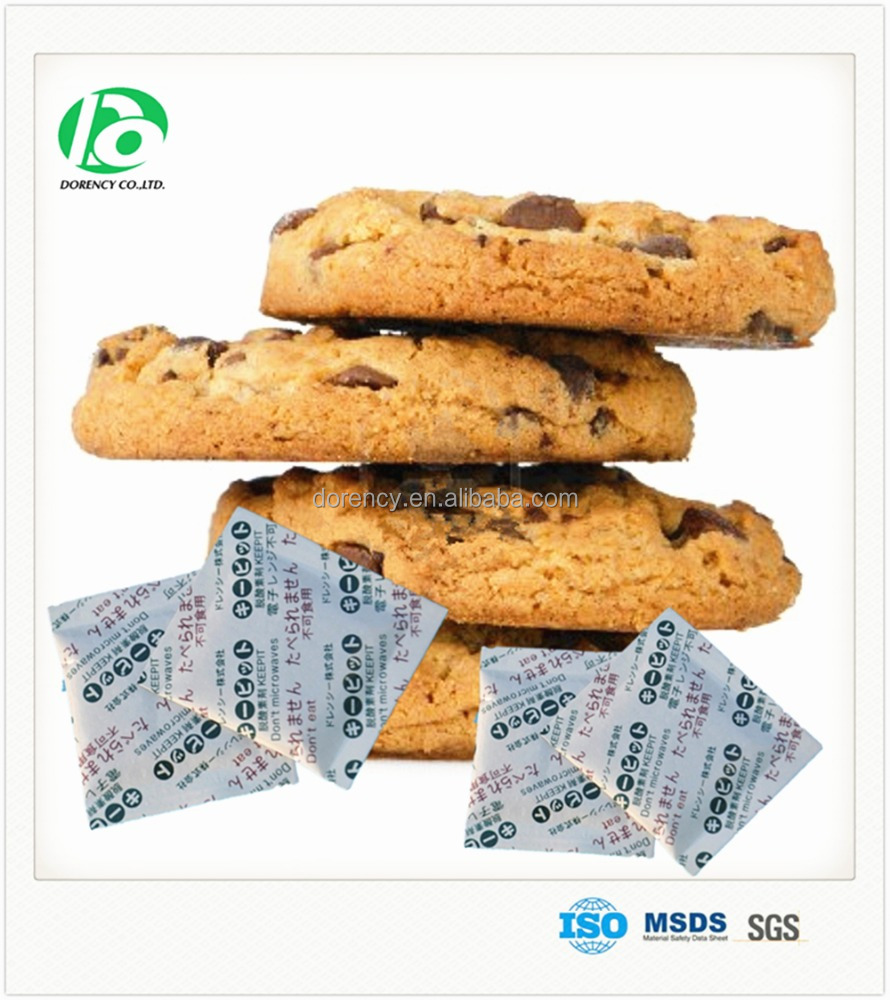 Oxy-Sorb oxygen absorbers for food by SGS MSDS certificated