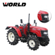 Chinese production china cheap farm 4wd tractor