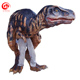 ISO9001 adults realistic walking dinosaur costumes