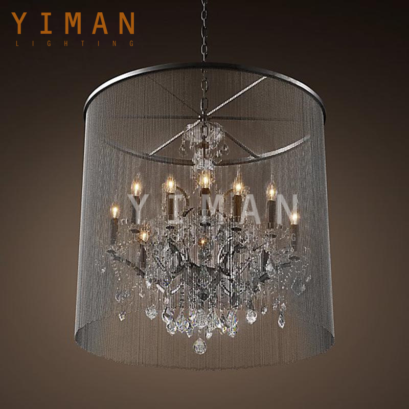 Modern Luxury turkish crystal chandelier