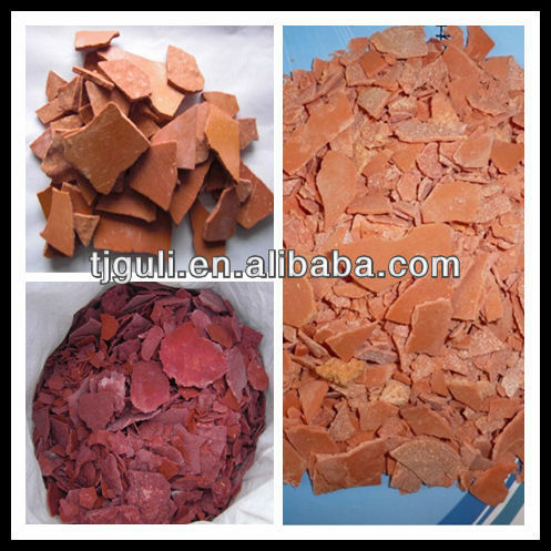 Sodium Sulfide -Red flakes Na2S