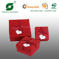 2014 NEWEST ECO-FRIENDLY WHOLESALE SUGAR PACKAGED BOX