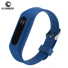 New Products Silicone Replacement Sport Watch Strap For Xiaomi Mi Band 2 Accessories,Watchbands For Mi Band 2