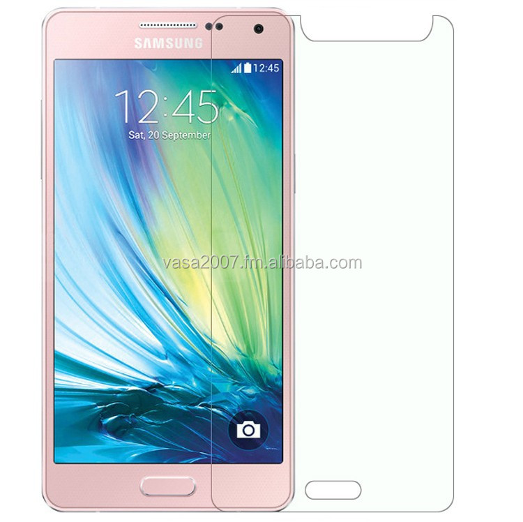 for Samsung Galaxy A5 tempered glass screen protector