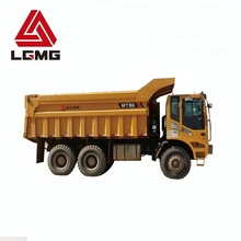 LGMG MT86 31700kg used hot sell off road tipper lorry trucks for sale