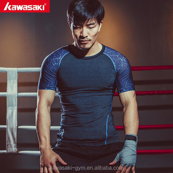 Direct price workout t shirt custom compression fitness clothes men gym