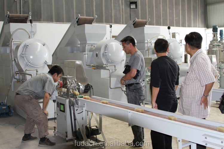 hotel toilet soap production line soap making machine small soap prouction line
