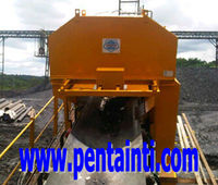 Automatic Sampling Coal & Mine conveyor