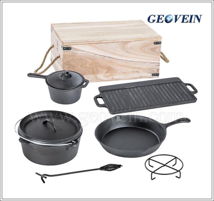 7pcs kitchenware masterclass premium cookware in wooden for Buy kitchen cookware