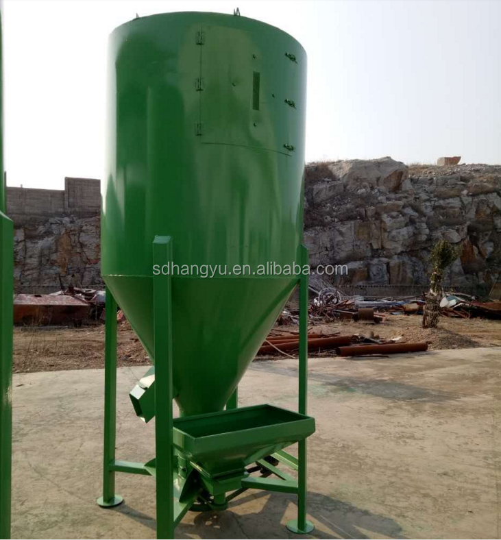 animal poultry livestock feed mixer/chicken feed mixing machine/mixer machine for anima feed