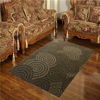 Chinese design PP hand hooked outdoor carpets rugs