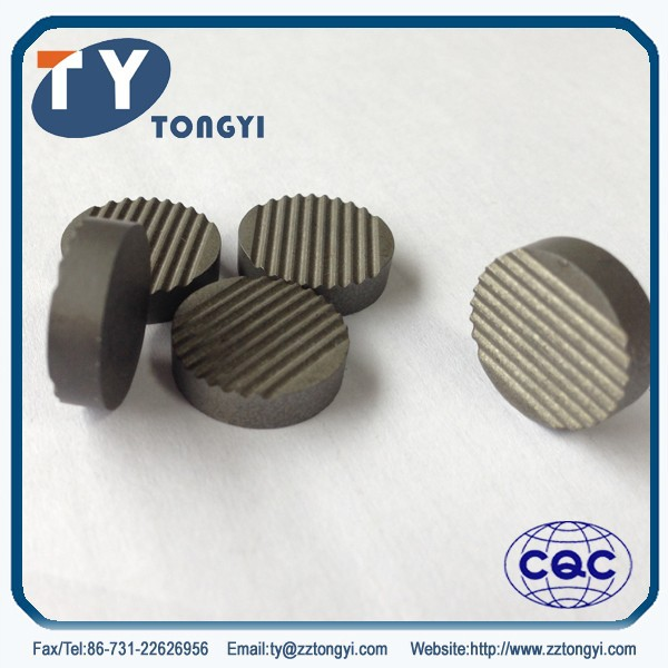 PDC insert for petroleum extraction from zhuzhou supplier