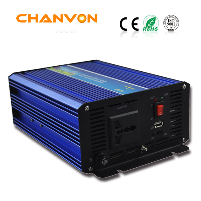 power inverter 3000w pure sine inverter single phase dc inverter with charger