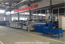 HDPE monofilament extrusion machine production line E:ropenet16@ropeking.com/skype:Vicky.xu813