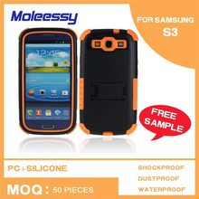 Endurable flip cover for samsung galaxy s3 mini i8190