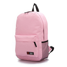 wholesale name brands teenage cheap backpacks with low moq