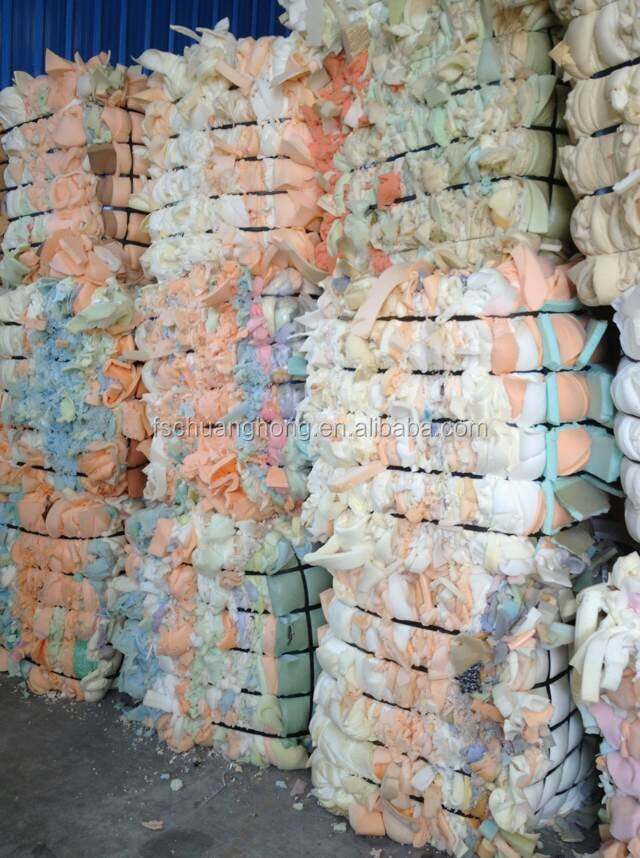 Rebond Scrap Foam /cheap waste foam