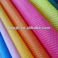 100% polyester mesh lining fabric for shoes cloth and sportwear