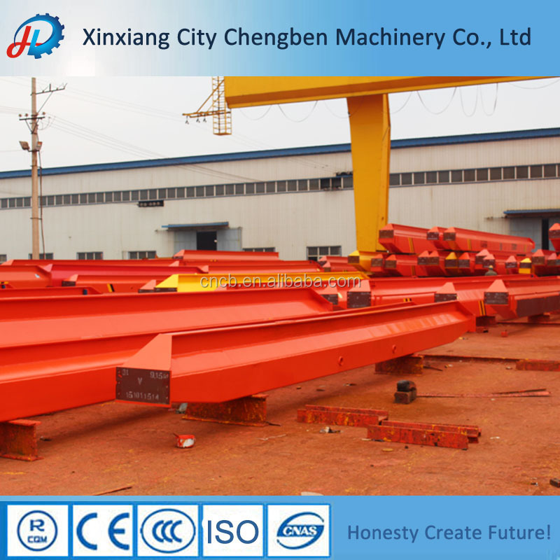 General Industrial Equipment Electric Traveling Single Girder Overhead Crane Price 2 Ton 3 Ton 5 Ton 10 Ton 20 Ton