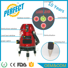 Small horizontal laser line laser level machine tools construction OEM