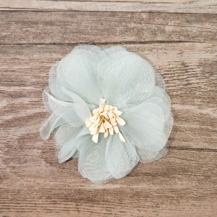 Super Stretchy Big Lace Flower Shabby Chic Headbands hair accessories flowers