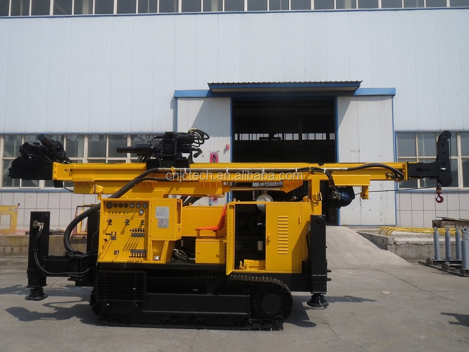 2016 hot sales reverse circulation(RC) drilling rig export to Iran and Russia