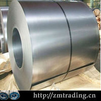 zinc galvanized coated roofing tiles / galvalume steel coil / PPGI