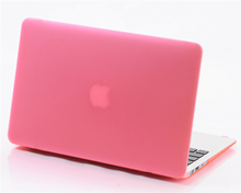 Hard case for macbook pro, hard PC case for macbook, frosted case